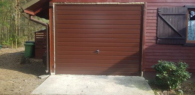 Bramy garażowe uchylne WIŚNIOWSKI - sprzedaż, montaż, serwis