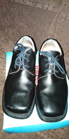 Oddam buty chłopięce roz 35