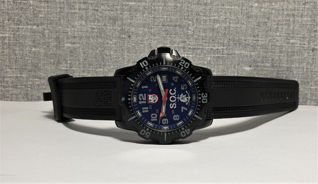 Тактические мужские часы Luminox XS.4223.SOC.SET 200m Sapphire