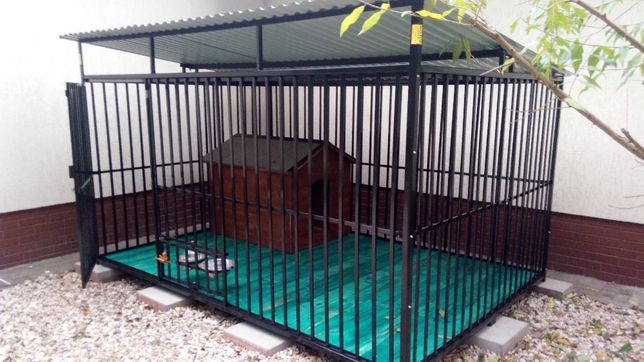 Kojec dla psa 2018 MODEL Kojce dla psów Klatka Klatki Boks Boksy OPC24