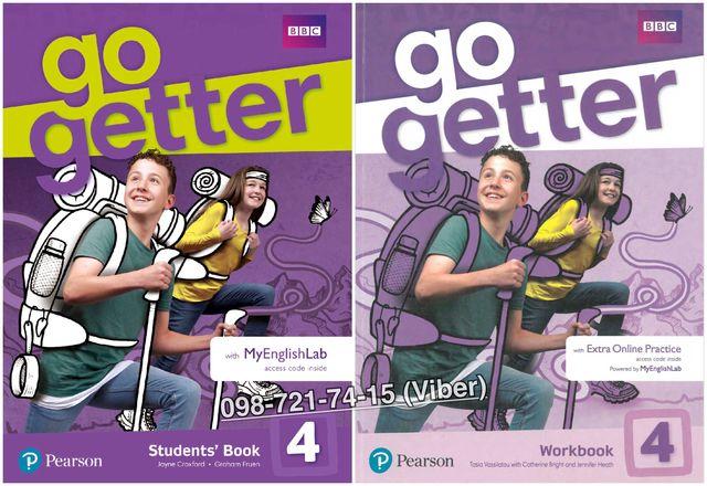 Go Getter 4. Student's Book + Workbook (+CD)