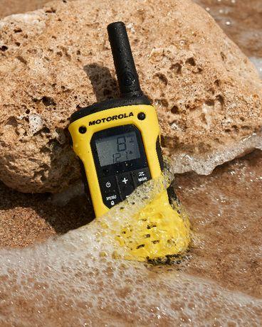Motorola Krótkofalówka T92 H2O Wodoodporna KRÓTKOFALÓWKA Walizka
