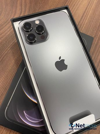 iPhone 12 PRO MAX 256GB Novo e Garantia (a pronto ou em prestações)