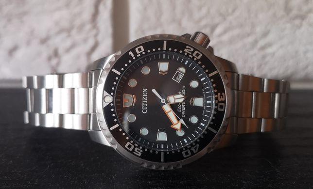 Zegarek Citizen BN0150-10E, diver, bransoleta