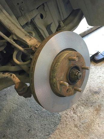Тормозных дисков ремонт проточка тормозной диск