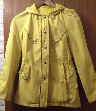 Куртка для девочки 8-10 лет