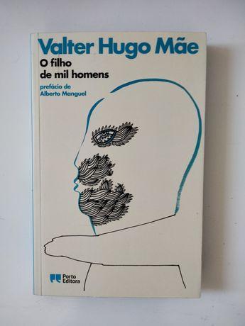 NOVO • O filho de mil homens, de Valter Hugo Mãe