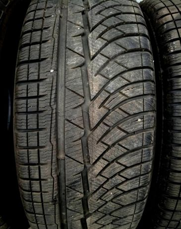 Зимние шины 235/50 R17 Michelin Pilot Alpin 4 XL 100V