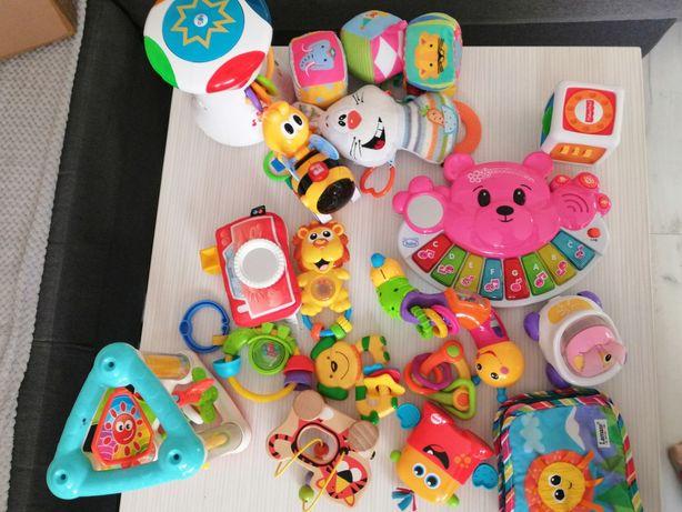 Zabawki różne, Fisher price itp
