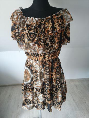 Sukienka Hiszpanka Lato 2021