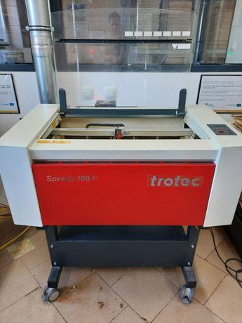 Sprzedam laser Trotec Speedy 100R, tuba 60 Watt