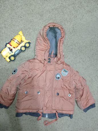 Зимний комбинезон DANILO Данило зимняя куртка на мальчика
