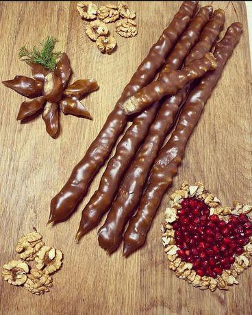 Вкусная и всегда свежая Чурчхела-Бастурма