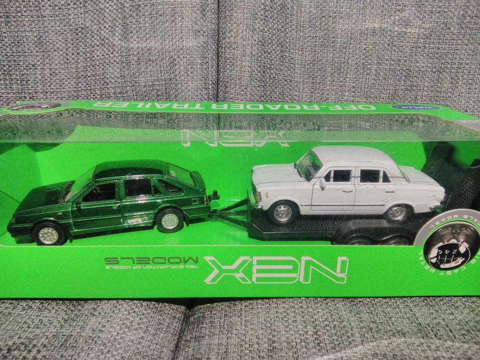 Polonez z Fiatem 125p na lawecie Radom - image 1