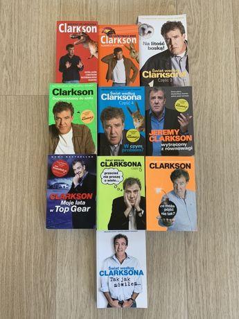 Jeremy Clarkson - książki