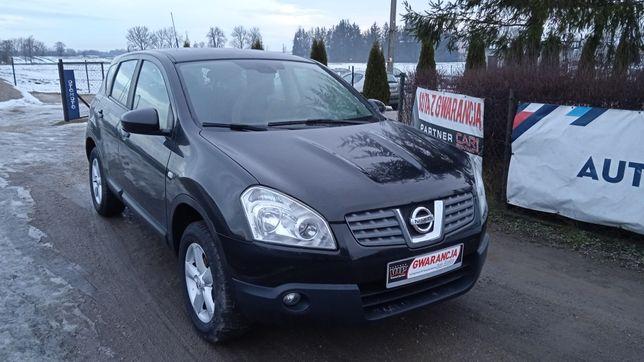 Nissan Qashqai 1.6 Benzyna Świeżo sprowadzony! Opłacony! Pewne auto!