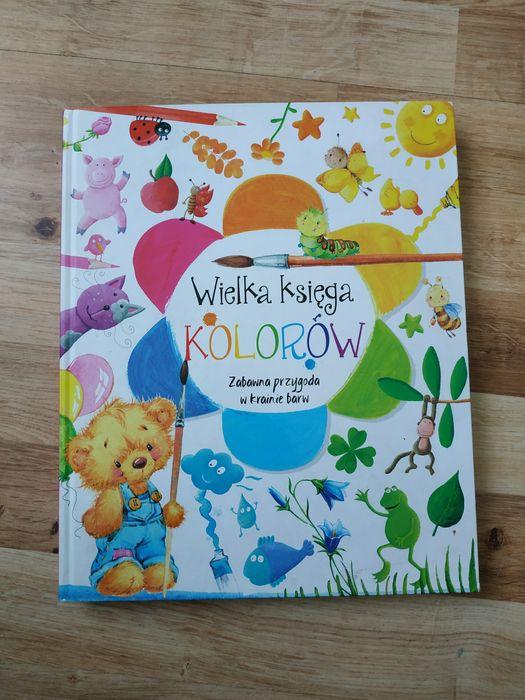 Wielka księga kolorów zabawna przygoda w krainie barw Zabrze - image 1