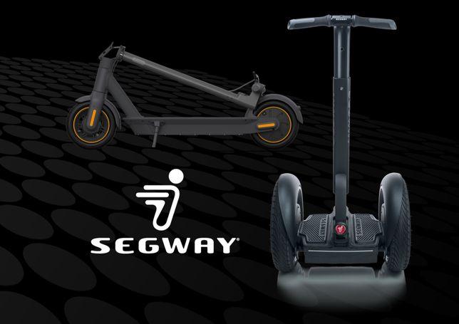 Serwis Segway Ninebot - pojazdy elektryczne, hulajnogi