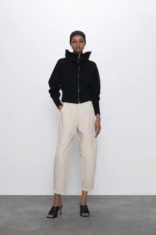 Фирменные джинсы слоучи Zara, ,размер 40 европейский,580гр
