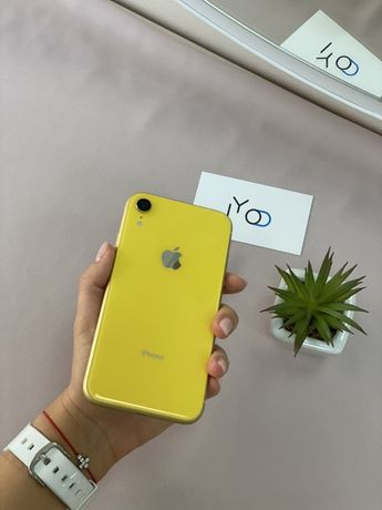 Apple iPhone XR 128GB Yellow. Neverlock