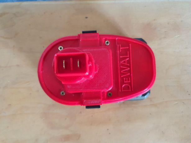 Adaptador baterias parkside 20v