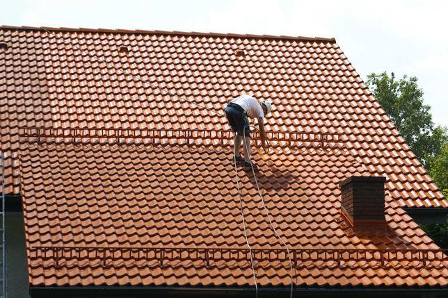 Malowanie, Mycie Dachów, Blachodachówki, Dachówek, DARMOWA WYCENA!