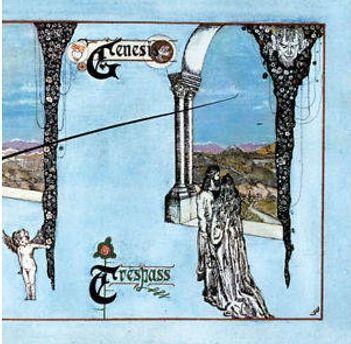 Vinil Genesis Trespass