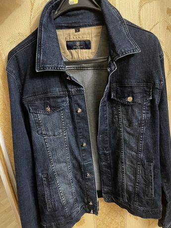 Продам мужскую джинсовку Fonz Ferroni