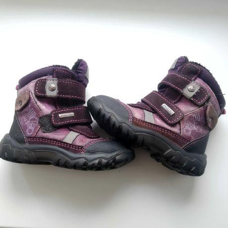 Демисезонные ботинки Tech на липучках Италия 22 размер