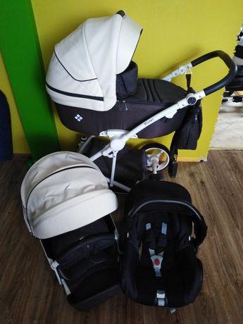 Wózek 3w1 Anex Adamex Bebetto Mili Kids