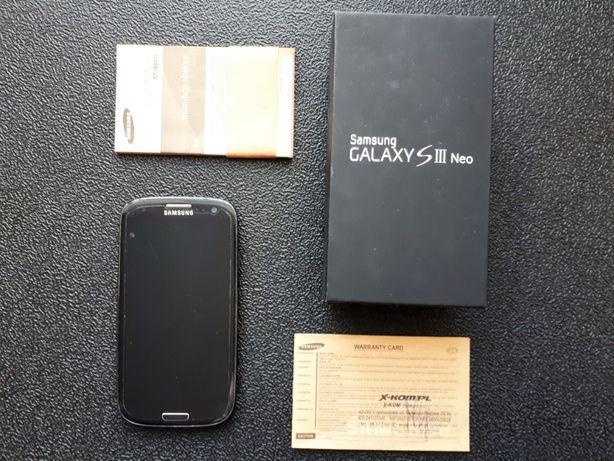 Samsung Galaxy S3 Neo GT-i9301i (problem z wyświetlaczem)