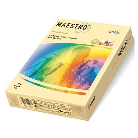 Цветная бумага для принтера Maestro Color 500л