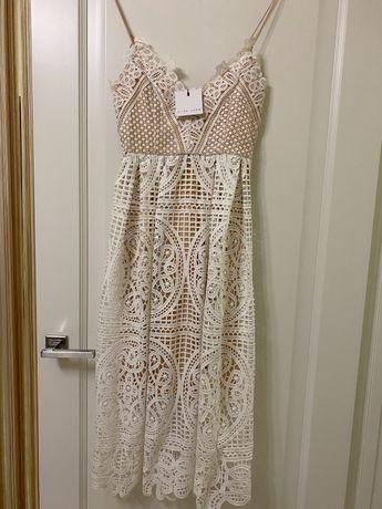 Новое платье французкого бренда