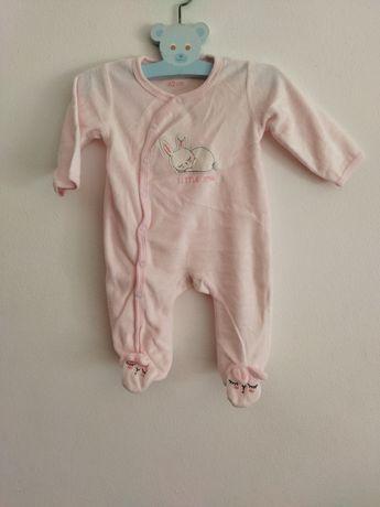 Babygrow menina 62cm