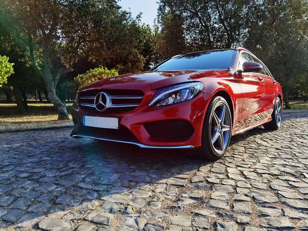 Mercedes C200 CDI AMG