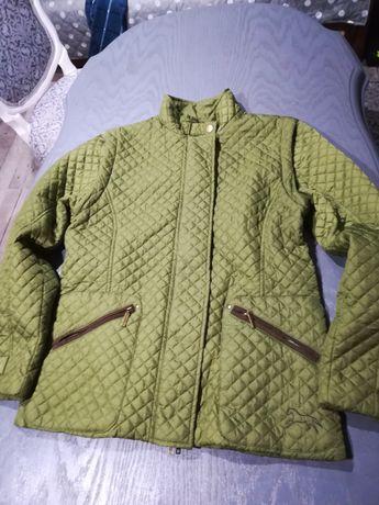 Horseware, pikowana kurteczka jesienno-wiosenna rozm 38 - 40 L