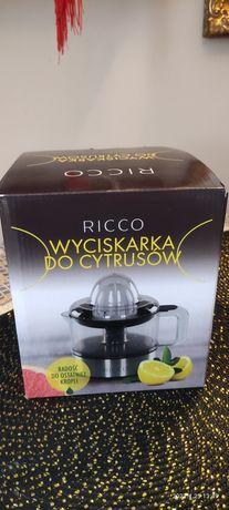Wyciskarka do cytrusów, nowa, elektryczna,  firma Ricco