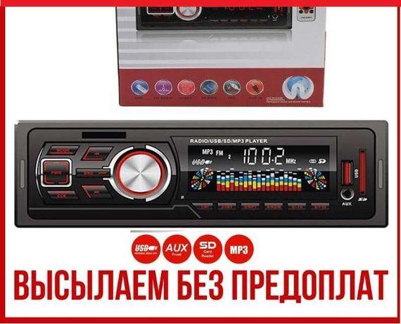 Автомагнитола 1дин магнитола пионер  1408