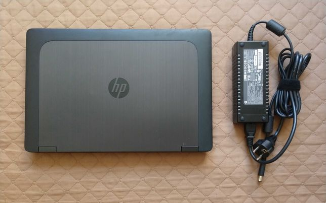 """HP ZBook 15 G2 15.6"""" FullHD i7-4810MQ/16 GB/Nvidia/SSD 240Gb/4 hr"""
