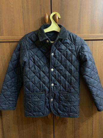 Куртка детская стеганая Benetton на 9-10 лет
