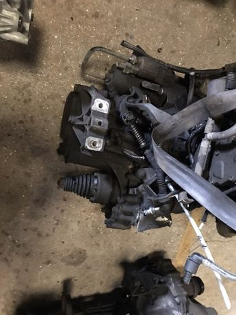 Caixa velocidades EUH VW 1.9tdi 5v