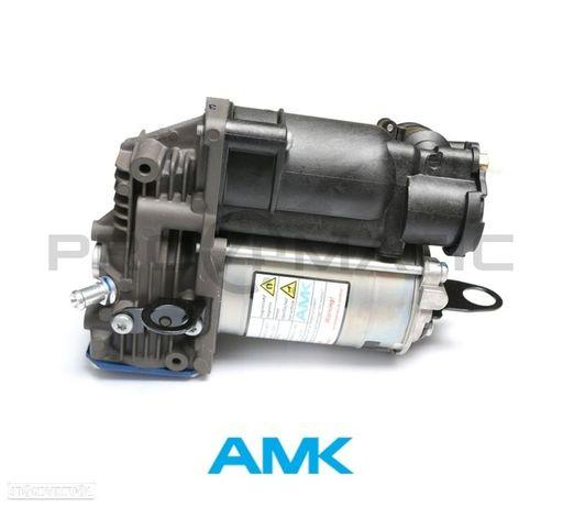 Mercedes Classe S W221 - Compressor Suspensão Pneumática AMK