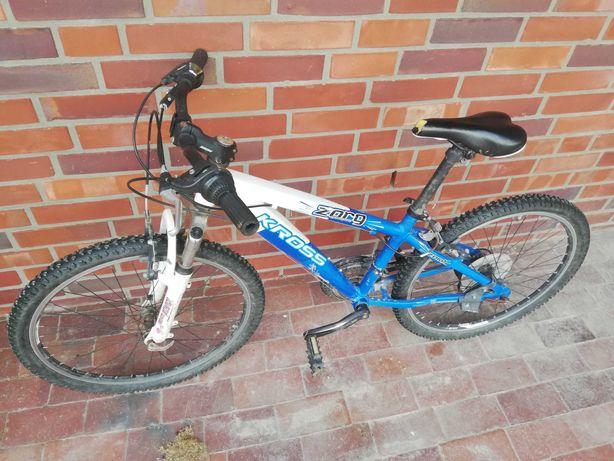 Rower młodzieżowy Cross