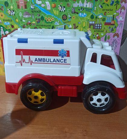 Машина, машинка технок, мусоровоз, скорая помощь, пожарная машина.