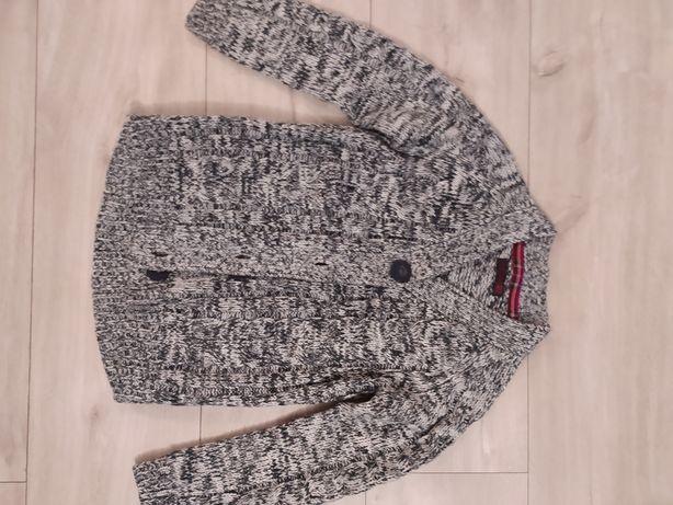 Super ciepły sweter, rozmiar 122, dla dziewczynki lub chłopca