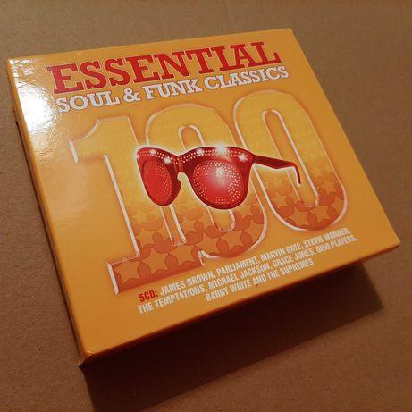 Essential Soul & Funk Classics - 5 CD