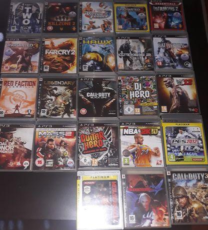 Jogos Playstation 3 a 5€ cada!