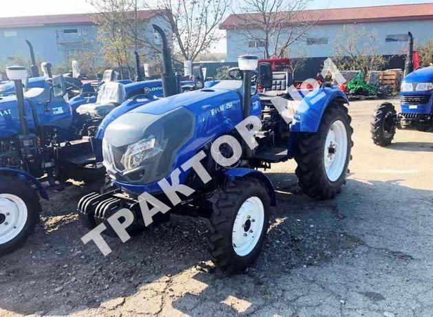 Новий мінітрактор Булат FT 254 4x4 Широкі колеса трактор Xingtai