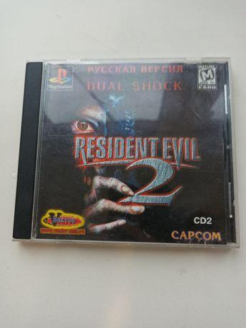Resident evil 2 (Русская версия)