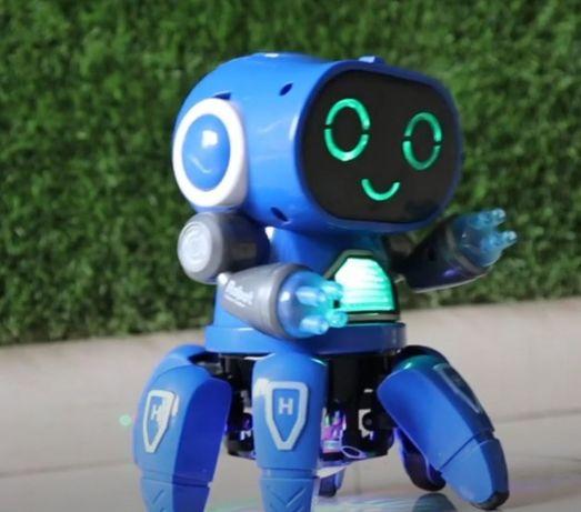 набор Тобби - конструктор / Tobi паук, Small Six / Робот 6 ног, танцуе
